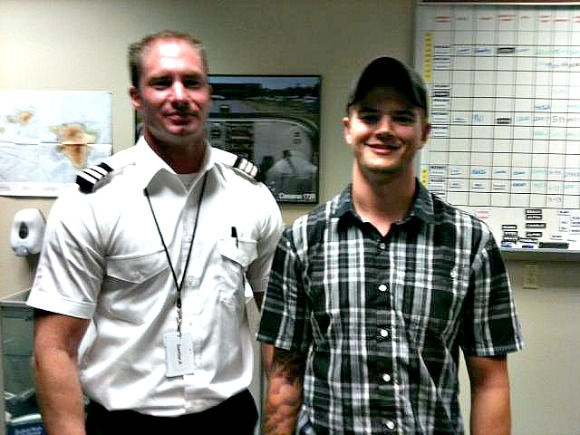 Andrew Walker FSCJ Commercial Pilot Certificate Airplane Single Engine Land 05 July 2012 Piper Arrow